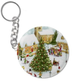 Holiday Keychains
