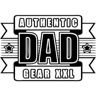 Dads Authentic Father Gear