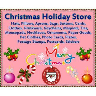 Christmas Holiday Store
