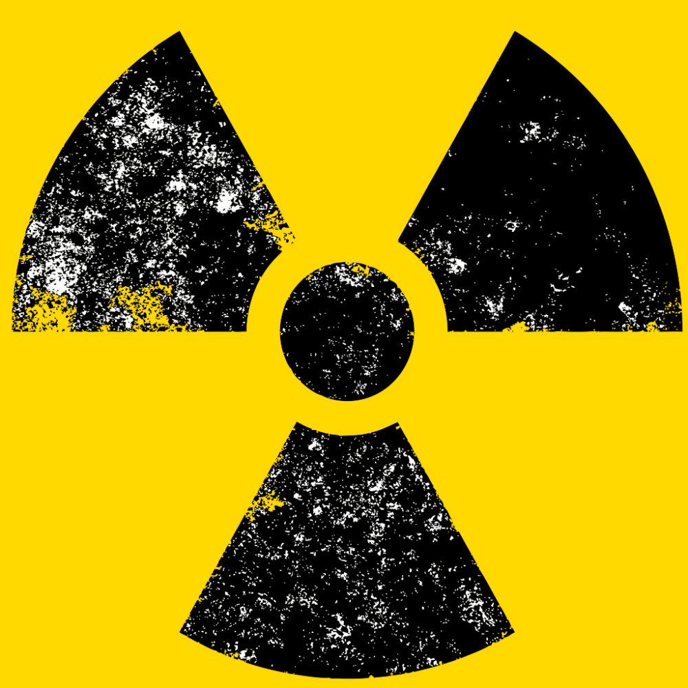 Danger, radiation!
