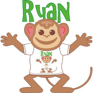 Little Monkey Ryan