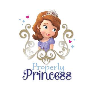 Sofia: Properly Princess