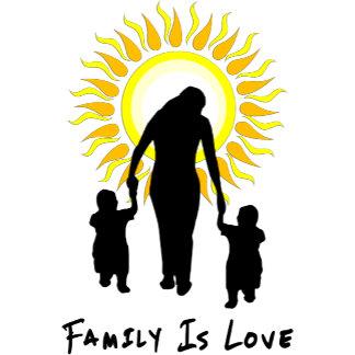 Family Is Love Sun