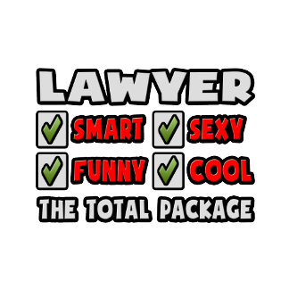 Lawyer ... The Total Package