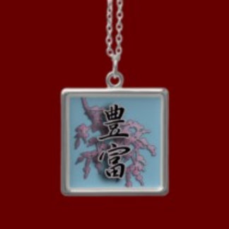 Kanji Necklaces