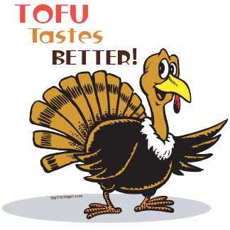 Tofu Thanksgiving T-shirts, Gifts, Favors