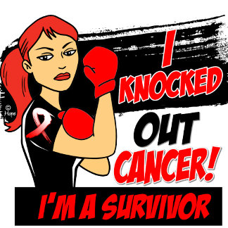 I Knocked Out Oral Cancer