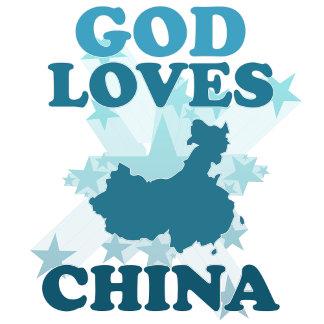 God Loves China