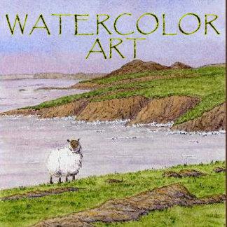 Watercolor Art Designs