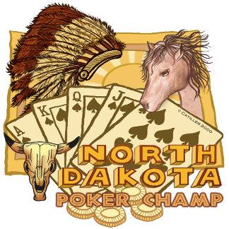 North Dakota Poker Champion