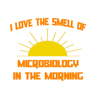 Smell of Microbiology in the Morning