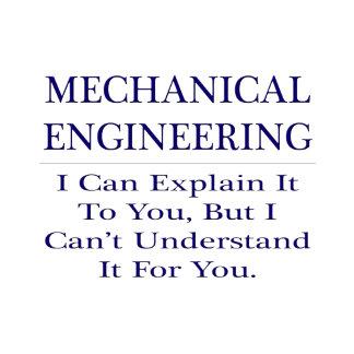 Mechanical Engineer Joke .. Explain Not Understand