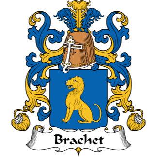 Brachet Family Crest