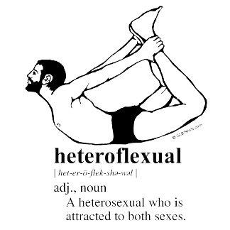 HETEROFLEXUAL