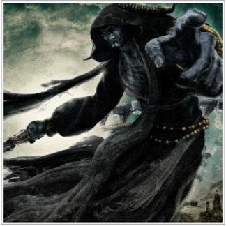 Dante's Inferno - Death Poster