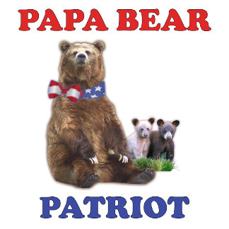 Papa Bear Patriot