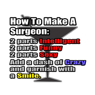 How To Make a Surgeon