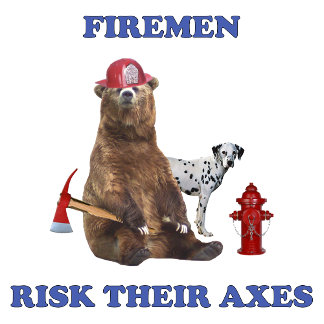 Fireman Risk Axe