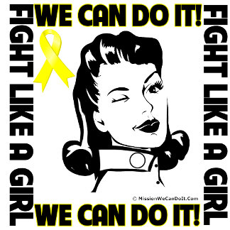 Bladder Cancer - Fight Like A Girl - We Can Do It