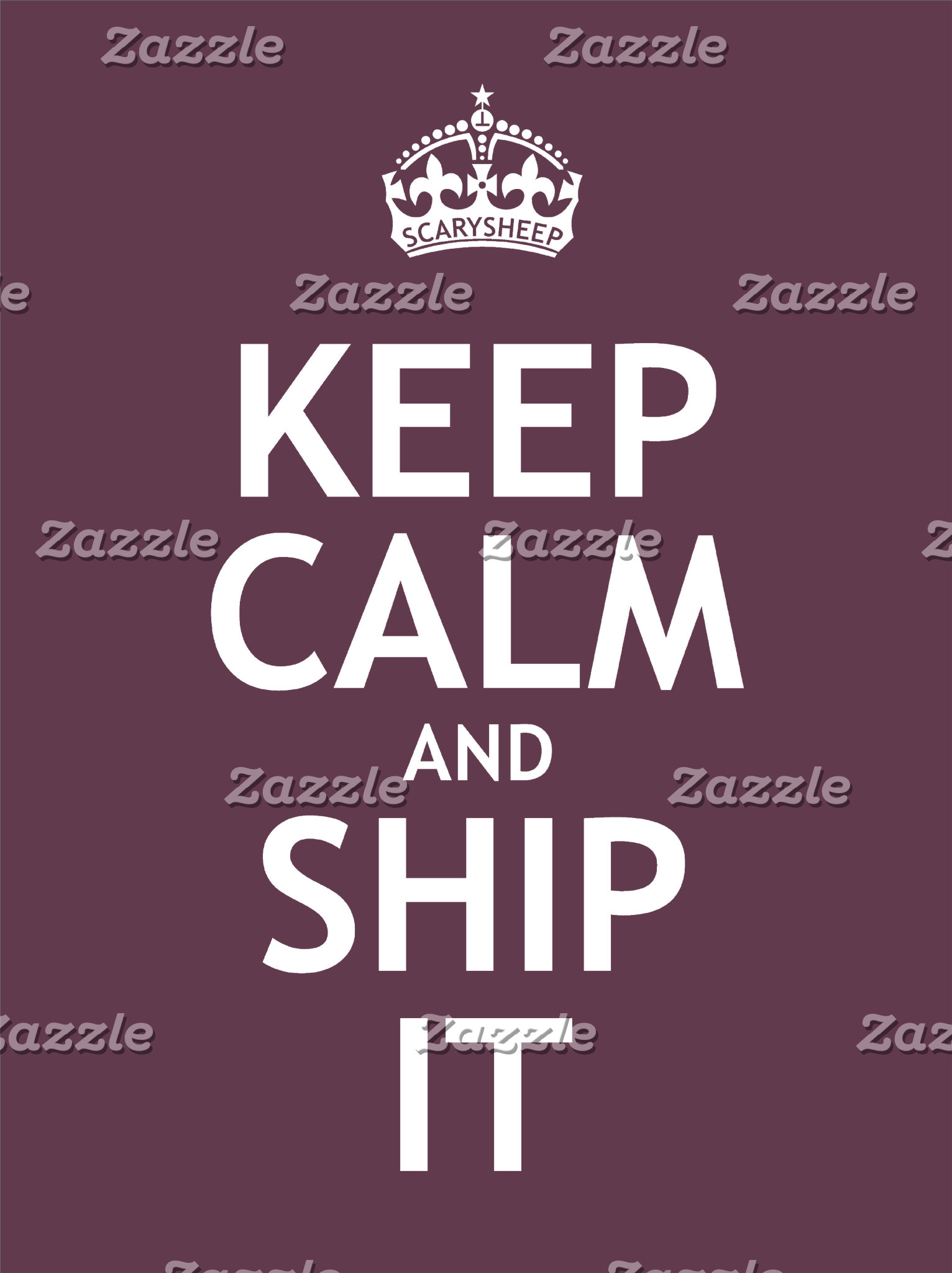 Keep Calm and Ship It