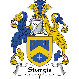 Sturgis Family Crest