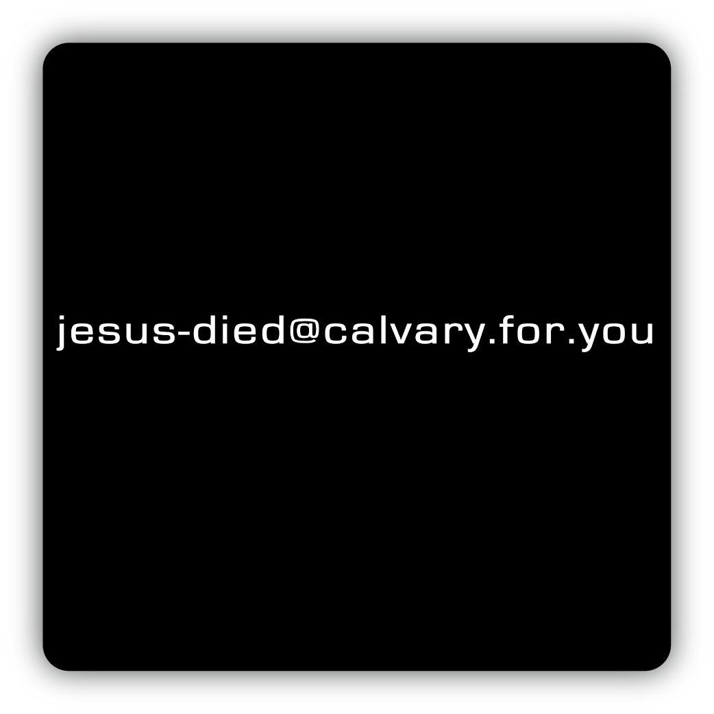 Jesus-Died