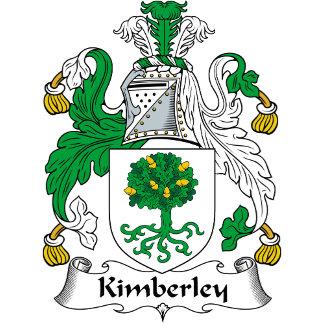 Kimberley Family Crest