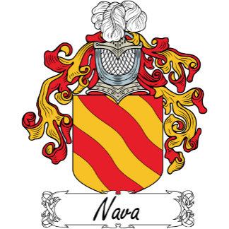 Nava Family Crest