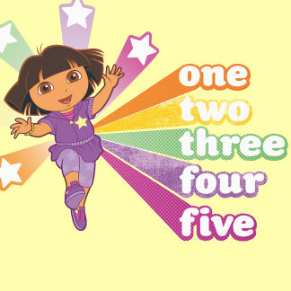 Dora Loves To Count