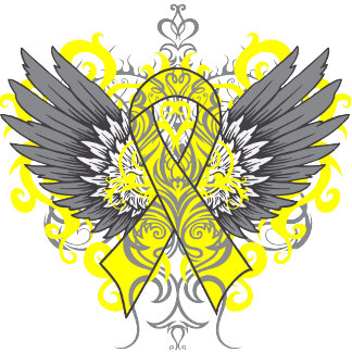 Suicide Prevention Awareness Wings