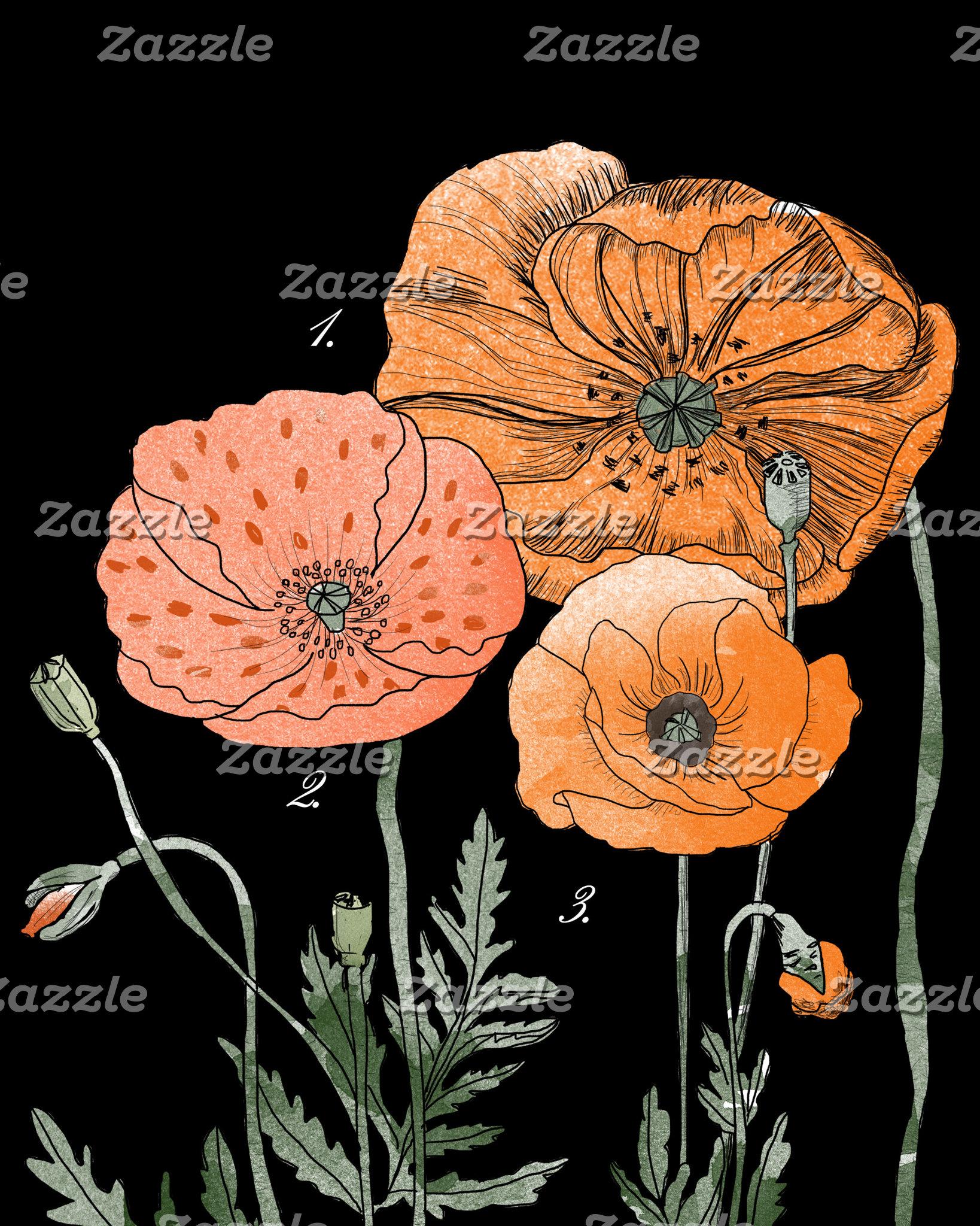 Botanical | Poppy