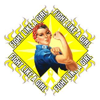 Bladder Cancer Fight Rosie The Riveter