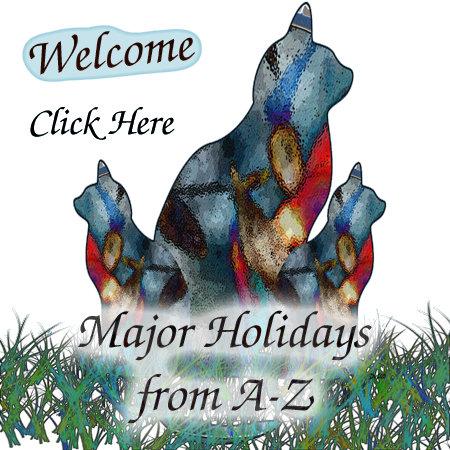 Major Holidays