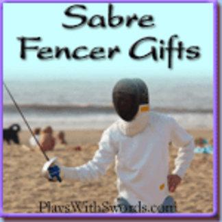 Sabre Fencer Gifts