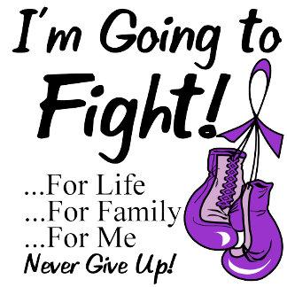 Leiomyosarcoma  I am Going To Fight
