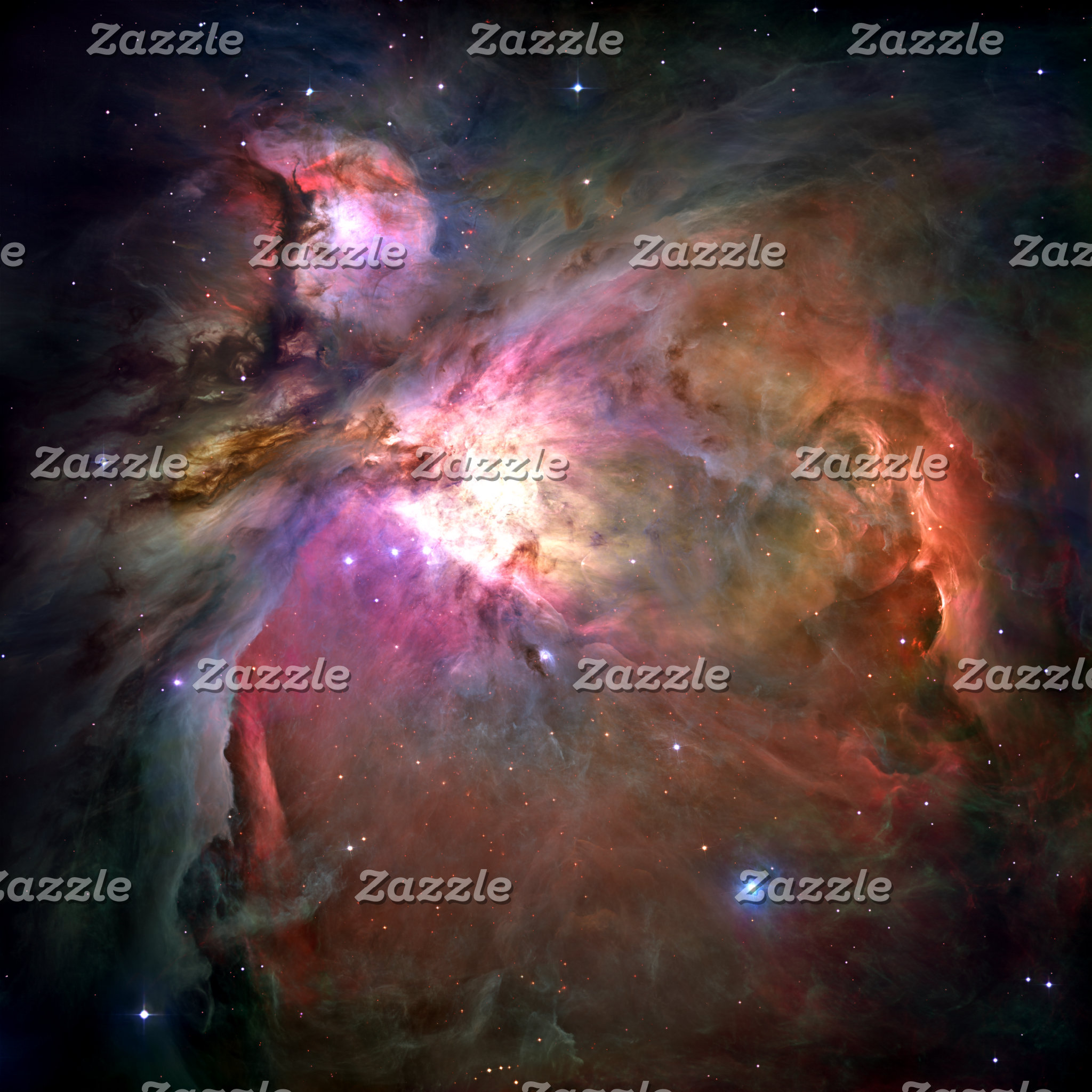 Galaxy, Star and Nebula Ties