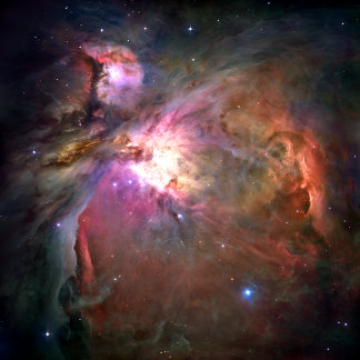 Galaxy, Star and Nebula Ties