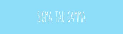 Sigma Tau Gamma