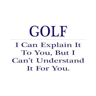 Golf Joke .. Explain Not Understand
