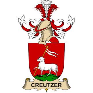 Creutzer Family Crests