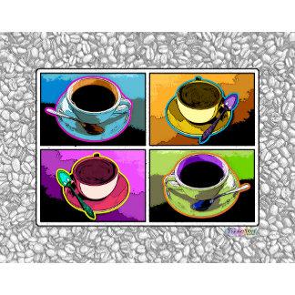 za. COFFEE POP ART