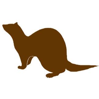 Ferret (16) brown
