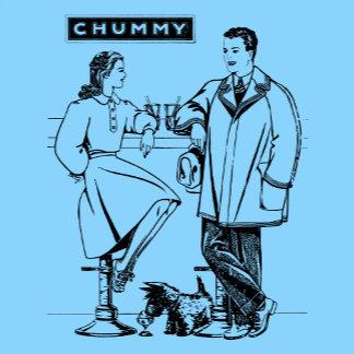 1935 Light Blue Chummy