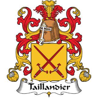 Taillandier Family Crest