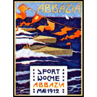 1912 Abbazia Speed Boat Races