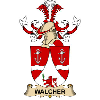 Walcher Family Crest