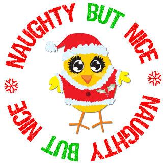 Naughty But Nice Christmas Chick