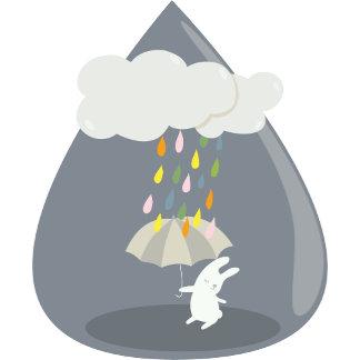 Raining Bunny