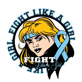 Addison's Disease Fight Like A Girl Attitude
