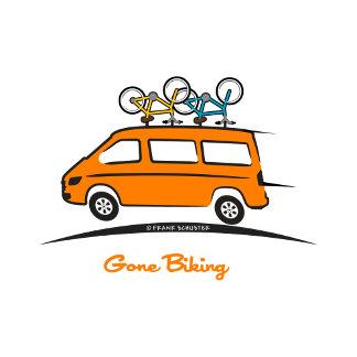 Sprinter Gone Biking